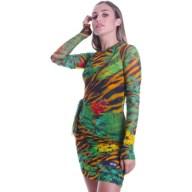 Κοντά Φορέματα Versace D2HVB495S0782983