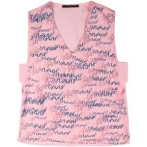Αμάνικα/T-shirts χωρίς μανίκια Fornarina BERT486C97366