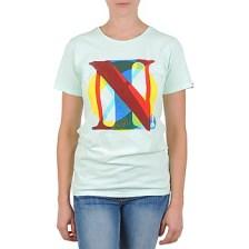 T-shirt με κοντά μανίκια Nixon PACIFIC