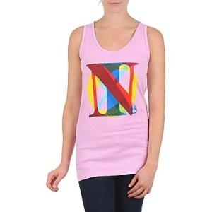 Αμάνικα/T-shirts χωρίς μανίκια Nixon PACIFIC TANK ΣΤΕΛΕΧΟΣ: Ύφασμα & Σύνθεση: Βαμβάκι