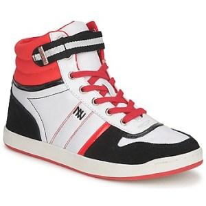 Ψηλά Sneakers Dorotennis STREET LACETS ΣΤΕΛΕΧΟΣ: Ύφασμα & ΕΠΕΝΔΥΣΗ: Ύφασμα & ΕΣ. ΣΟΛΑ: Ύφασμα & ΕΞ. ΣΟΛΑ: Καουτσούκ