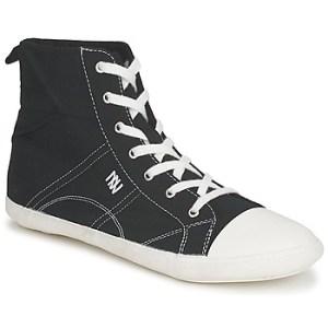 Ψηλά Sneakers Dorotennis MONTANTE LACET INSERT ΣΤΕΛΕΧΟΣ: Ύφασμα & ΕΠΕΝΔΥΣΗ: Ύφασμα & ΕΣ. ΣΟΛΑ: Ύφασμα & ΕΞ. ΣΟΛΑ: Καουτσούκ