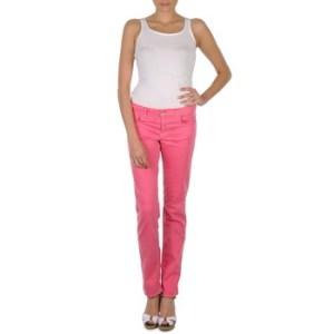 Παντελόνι πεντάτσεπο Gant DANA SPRAY COLORED DENIM PANTS Σύνθεση: Βαμβάκι,Spandex