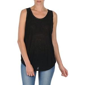 Αμάνικα/T-shirts χωρίς μανίκια Majestic MANON ΣΤΕΛΕΧΟΣ: Ύφασμα & Σύνθεση: Λινό