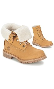 Μπότες Timberland AUTHENTICS TEDDY FLEECE WP FOLD DOWN