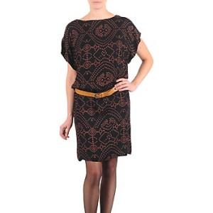Κοντά Φορέματα Antik Batik QUINN Σύνθεση: Viscose / Lyocell / Modal,Βισκόζη & Σύνθεση επένδυσης: Viscose / Lyocell / Modal,Βισκόζη