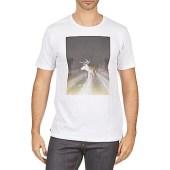 T-shirt με κοντά μανίκια Kulte BALTHAZAR PLEIN PHARE 101931 BLANC image