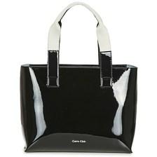 Shopping bag Calvin Klein Jeans FLOW EW TOTE Εξωτερική σύνθεση : Συνθετικό & Εσωτερική σύνθεση : Ύφασμα