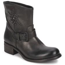 Μπότες JFK OSSIR ΣΤΕΛΕΧΟΣ: Δέρμα & ΕΞ. ΣΟΛΑ: Καουτσούκ