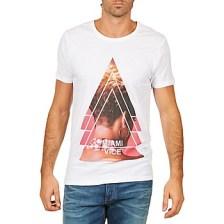 T-shirt με κοντά μανίκια Eleven Paris MIAMI M MEN