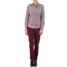 Παντελόνια Chino/Carrot Gant C. COIN POCKET CHINO Σύνθεση: Βαμβάκι,Spandex