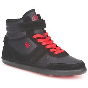 Ψηλά Sneakers Dorotennis MONTANTE STREET LACETS + VELCRO ΣΤΕΛΕΧΟΣ: Ύφασμα & ΕΠΕΝΔΥΣΗ: Ύφασμα & ΕΣ. ΣΟΛΑ: Ύφασμα & ΕΞ. ΣΟΛΑ: Καουτσούκ