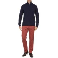 Παντελόνια Chino/Carrot Hackett STRETCH TWILL CHINO Σύνθεση: Βαμβάκι,Spandex