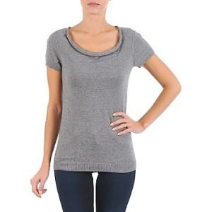 T-shirt με κοντά μανίκια La City PULL COL BEB Σύνθεση: Viscose / Lyocell / Modal,Κασμίρι,Βαμβάκι,Βισκόζη,Άλλο