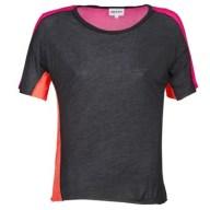 T-shirt με κοντά μανίκια American Retro CAROLE Σύνθεση: Άλλο