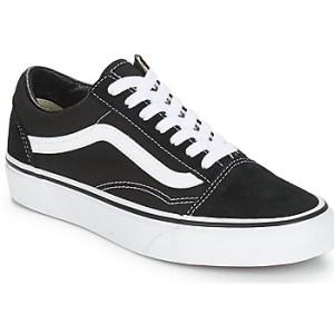Xαμηλά Sneakers Vans OLD SKOOL ΣΤΕΛΕΧΟΣ: Δέρμα / ύφασμα & ΕΠΕΝΔΥΣΗ: Ύφασμα & ΕΣ. ΣΟΛΑ: Ύφασμα & ΕΞ. ΣΟΛΑ: Καουτσούκ