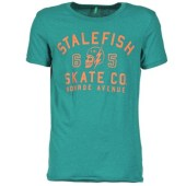 T-shirt με κοντά μανίκια Benetton IXIDINE image