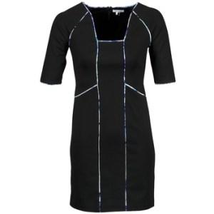 Κοντά Φορέματα Manoukian 613369 Σύνθεση: Matière synthétiques,Viscose / Lyocell / Modal,Spandex,Πολυεστέρας,Βισκόζη & Σύνθεση επένδυσης: Matière synthétiques,Πολυεστέρας