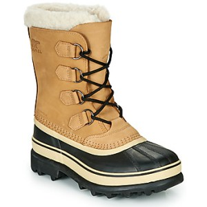 Μπότες για σκι Sorel CARIBOU ΣΤΕΛΕΧΟΣ: Δέρμα / ύφασμα & ΕΠΕΝΔΥΣΗ: Ύφασμα & ΕΣ. ΣΟΛΑ: Ύφασμα & ΕΞ. ΣΟΛΑ: Καουτσούκ