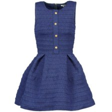 Κοντά Φορέματα Manoush ELASTIC Σύνθεση: Spandex,Πολυεστέρας