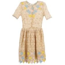 Κοντά Φορέματα Manoush ROSES Σύνθεση: Βαμβάκι & Σύνθεση επένδυσης: Βαμβάκι