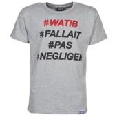 T-shirt με κοντά μανίκια Wati B NEGLIGER image