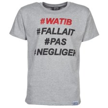 T-shirt με κοντά μανίκια Wati B NEGLIGER