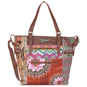 DESIGUAL Shopping bag Desigual ARGENTINA TANZANIA Εξωτερική σύνθεση : Ύφασμα & Εσωτερική σύνθεση : Ύφασμα 2018