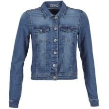 Τζιν Μπουφάν/Jacket Only NEW WESTA Σύνθεση: Βαμβάκι,Spandex,Πολυεστέρας
