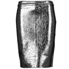 Κοντές Φούστες American Retro DOROTHA Σύνθεση: Δέρμα