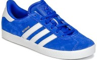 Xαμηλά Sneakers adidas GAZELLE 2 J ΣΤΕΛΕΧΟΣ: Δέρμα και συνθετικό & ΕΠΕΝΔΥΣΗ: Ύφασμα & ΕΣ. ΣΟΛΑ: Ύφασμα & ΕΞ. ΣΟΛΑ: Καουτσούκ