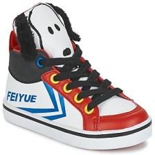 Ψηλά Sneakers Feiyue DELTA MID PEANUTS