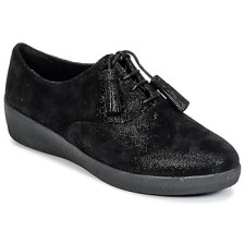 Smart shoes FitFlop CLASSIC TASSEL SUPEROXFORD