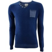 Πουλόβερ Petrol Industries Round neck double collar knit image