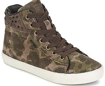 Ψηλά Sneakers Geox KIWI GIRL