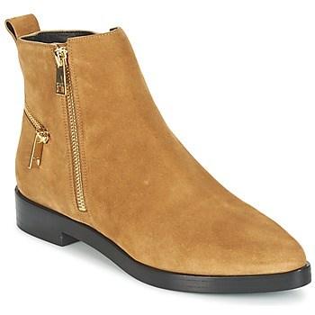 Μπότες Kenzo TOTEM FLAT BOOTS
