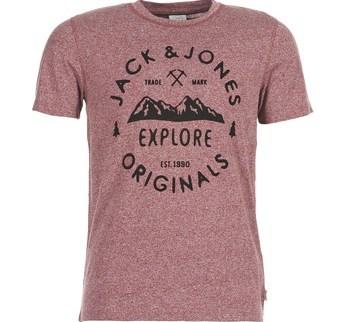 T-shirt με κοντά μανίκια Jack Jones FUJI ORIGINALS