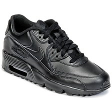 Xαμηλά Sneakers Nike AIR MAX 90 LEATHER GRADE SCHOOL