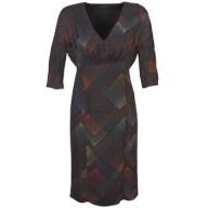 Κοντά Φορέματα Antik Batik ORION Σύνθεση: Viscose / Lyocell / Modal,Βισκόζη & Σύνθεση επένδυσης: Viscose / Lyocell / Modal,Βισκόζη