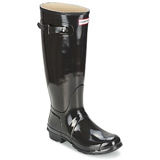 Γαλότσες Hunter WOMEN'S ORIGINAL TALL GLOSS