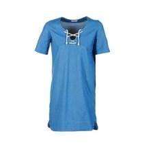 Κοντά Φορέματα Loreak Mendian TXANGAI Σύνθεση: Βαμβάκι,Spandex,Πολυεστέρας