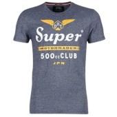 T-shirt με κοντά μανίκια Superdry 500 CLUB MOTORRADER image