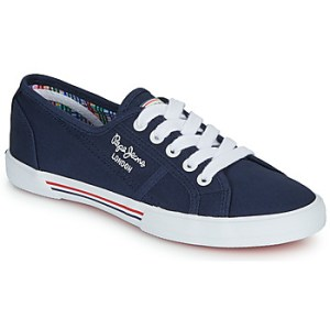 Xαμηλά Sneakers Pepe jeans ABERLADY ΣΤΕΛΕΧΟΣ: Ύφασμα & ΕΠΕΝΔΥΣΗ: Ύφασμα & ΕΣ. ΣΟΛΑ: Ύφασμα & ΕΞ. ΣΟΛΑ: Καουτσούκ