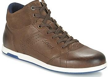 Ψηλά Sneakers Kickers BARRACUDA