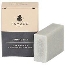 Φροντίδα Famaco Gomme à daim Gomme net