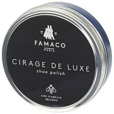 Αποτρίχωση Famaco Boite de cirage de luxe marine 100 ml