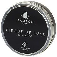 Αποτρίχωση Famaco Boite de cirage de luxe marron foncé 100 ml