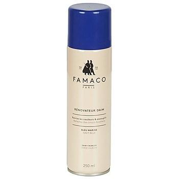 Φροντίδα Famaco Aérosol Rénovateur Daim marine 250 ml