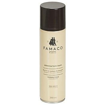 Φροντίδα Famaco Aérosol Rénovateur Daim marron foncé 250 ml