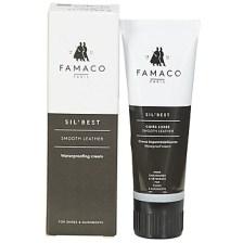 Αποτρίχωση Famaco Tube applicateur cirage marron foncé 75 ml